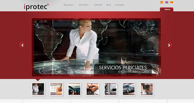 Nueva Web 2011 - iProtec